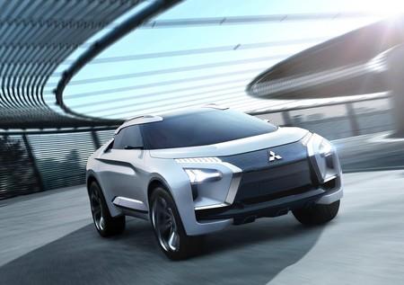 Mitsubishi e-Evolution Concept, la marca regresa al buen camino con este crossover eléctrico