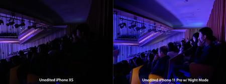 Iphone 11 Modo Noche Comparacion