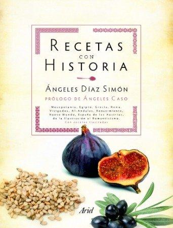 Un nuevo libro, Recetas con historia