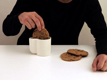Taza para mojar galletas muy grandes