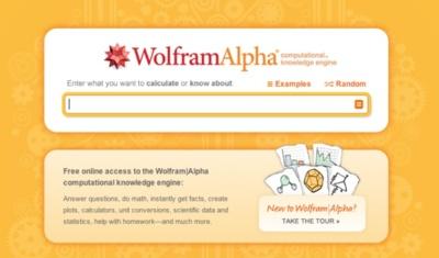 Wolfram Alpha lanzará un conjunto de ventajas de pago para sus usuarios el miércoles
