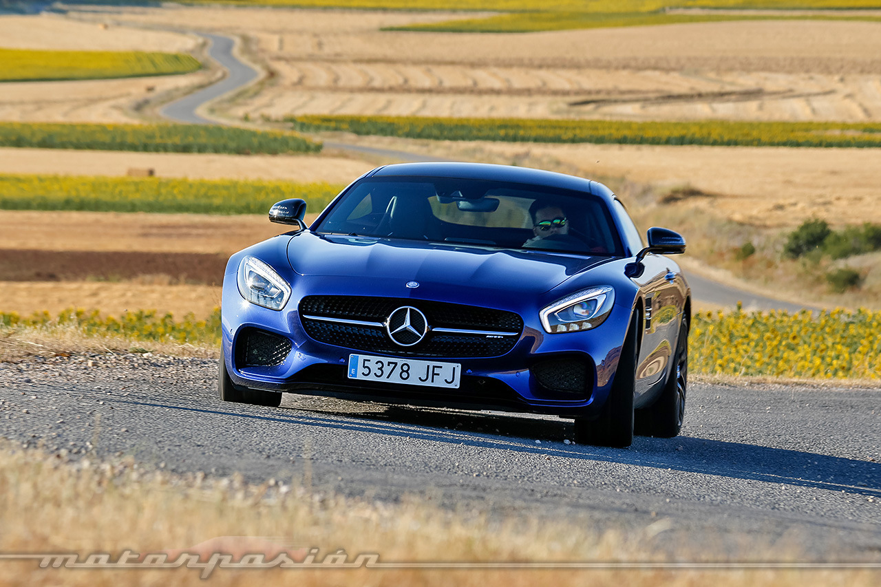 Comparativa Bmw I8 Vs Mercedes Benz Amg Gt S Fotos Dinamicas 10 31