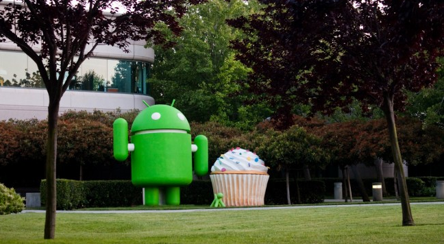 caracteristicas android 3.0 gingerbread