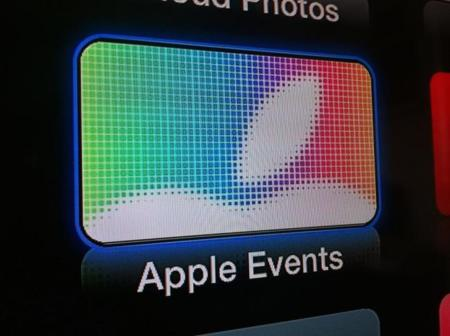 El canal para seguir la keynote desde el AppleTV, ya disponible