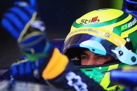 Felipe Nasr, muy cerca de Williams como tercer piloto