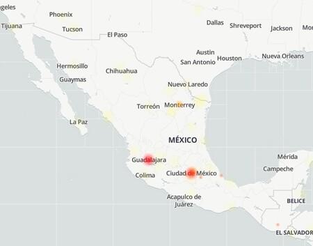 Whatsapp Tiene Fallas En Mexico Cdmx Y Guadalajara Son Las Mas Afectadas