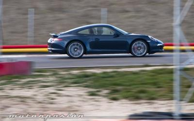 Porsche 911 Carrera 4S, miniprueba (parte 2)