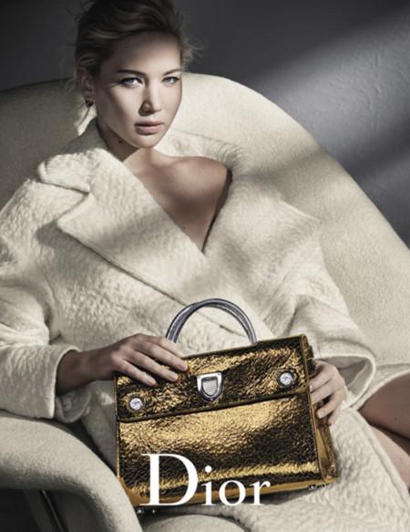 Jennifer Lawrence Campana Dior Otono Invierno 2016 2017 2