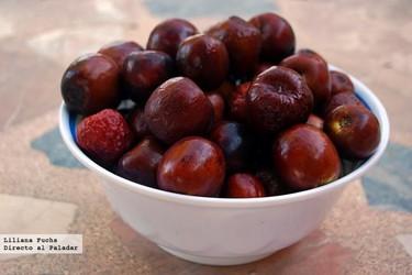 El jínjol o azufaifa, delicioso pequeño fruto que despide el verano