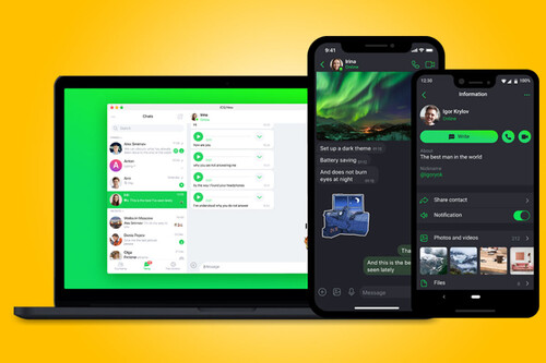 ICQ sigue vivo: así es usar esta legendaria app de chat como alternativa de WhatsApp en 2021