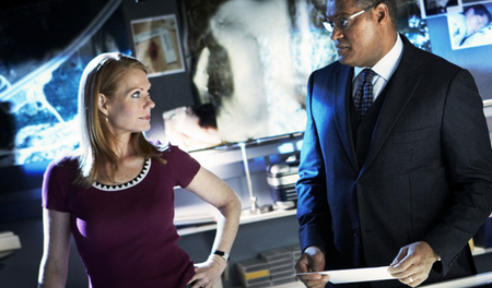 'CSI: Las Vegas' vuelve a los lunes a partir de la próxima semana