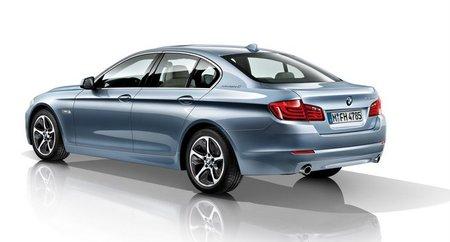 BMW ActiveHybrid 5 2