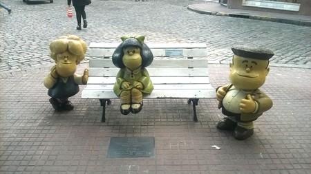 Estatua Mafalda 2