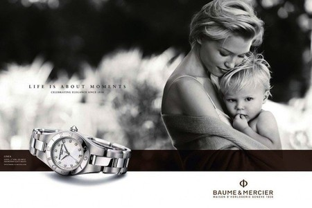 Porque la vida se basa en momentos, Baume & Mercier nos presenta su nueva campaña