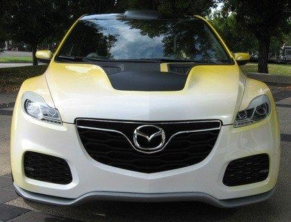 Mazda CX-7 Adrenaline