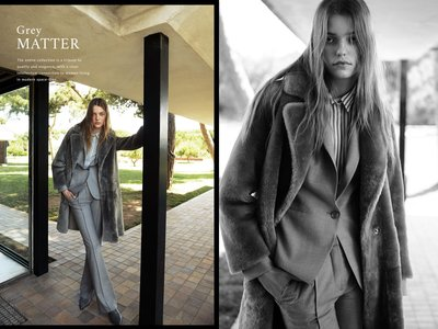 Massimo Dutti Pre-fall 2017: 6 trucos de estilo que nos apuntamos para el otoño