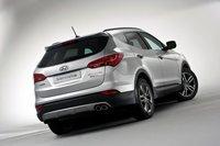 Hyundai Grand Santa Fe, camino de Europa