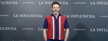 Ramón Iglesias acierta con el look (en clave retro) para ir casual a la oficina