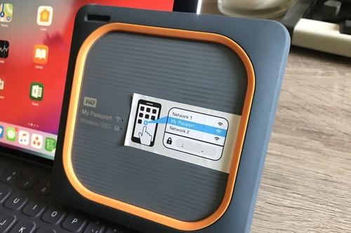 Análisis My Passport Wireless SSD: un disco duro portátil e inalámbrico a prueba de terremotos