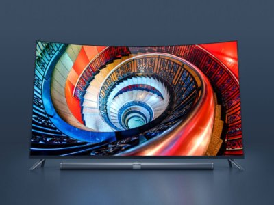 Xiaomi se apunta a las curvas con su nueva Mi TV 3S ultradelgada