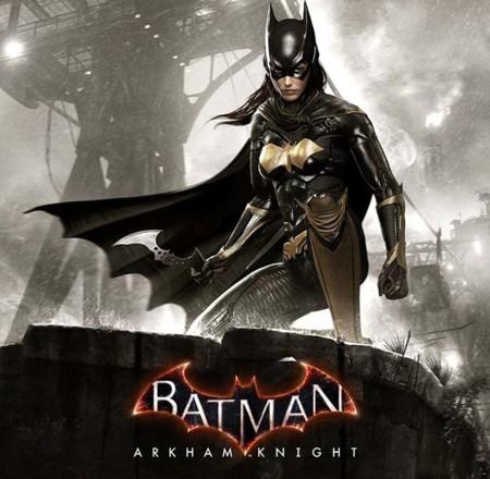 La campaña de Batgirl llegará el 21 de julio a Batman: Arkham Knight