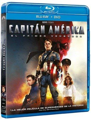 Estrenos DVD y Blu-ray | 5 de diciembre del 2011 | Entre héroes, superhéroes y princesas