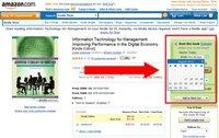 Amazon lanza servicio de renta de libros escolares para Kindle