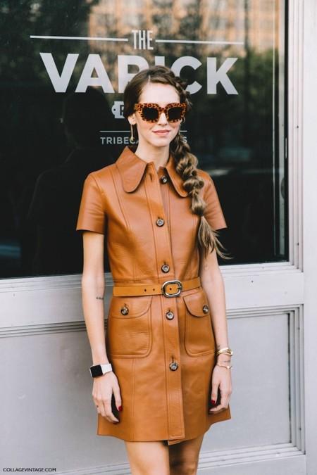 New York Fashion Week Spring Summer 2016 Street Style Chiara Ferragni Michael Kors 790x1185