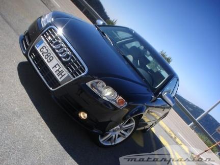 Prueba: Audi S4 (parte 1)