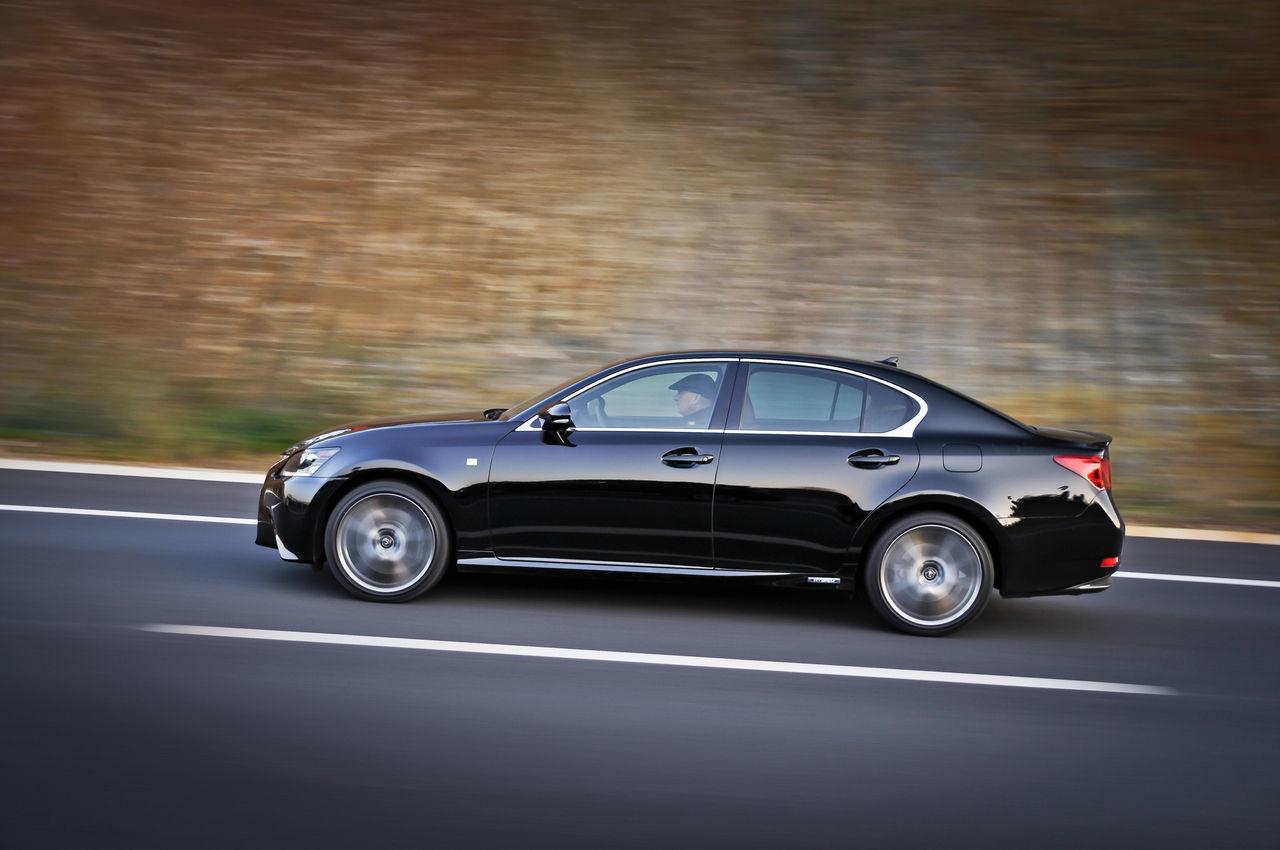 Foto de Lexus GS 450h F Sport (2012) (22/26)