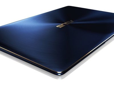 ASUS trae a México su portátil ZenBook 3 y es tan costoso como hermoso