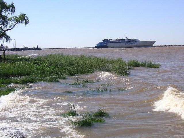 BuqueBus, Río de la Plata