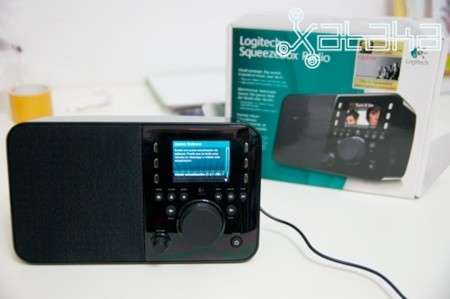 Logitech Squeezebox Radio, estamos en la era sin cables