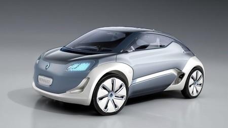 Renault Zoe Z.E. Concept, un capullo protector de salud