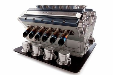 """""""Póngame un café muy rápido por favor"""". Espresso Veloce, la cafetera con alma de Fórmula 1"""