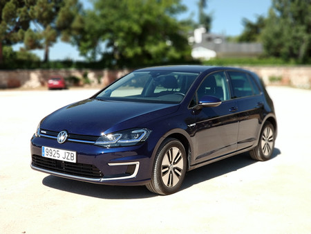 Volkswagen E Golf 19