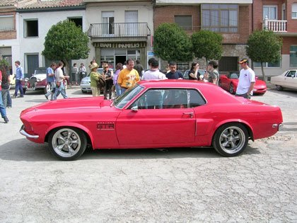 1969 Ford Mustang GT-R