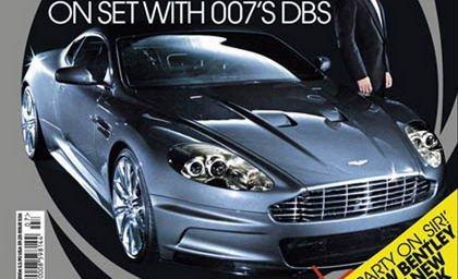 Desvelado el Aston Martin DBS de 007