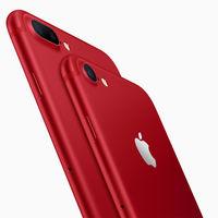 Apple lanzará hoy la edición (RED) del iPhone 8 y del iPhone 8 Plus para colaborar en la lucha contra el VIH