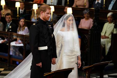 Boda del príncipe Harry y Meghan Markle: así ha sido el look de la novia del año