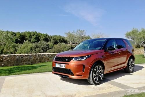 Probamos el Land Rover Discovery Sport: un confortable SUV microhíbrido con alma de todoterreno