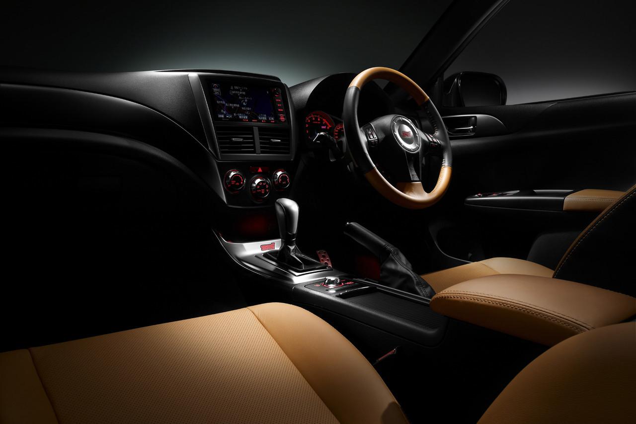 Foto de 2011 Subaru Impreza WRX STI A-Line (4/6)