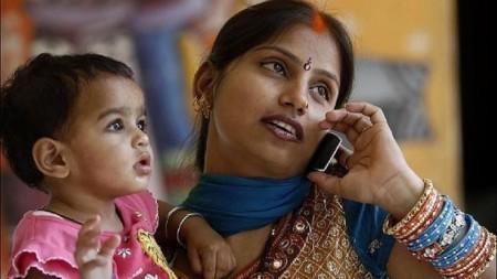 En el tercer mercado del mundo, la India, Samsung es líder mientras las empresas locales le comen terreno