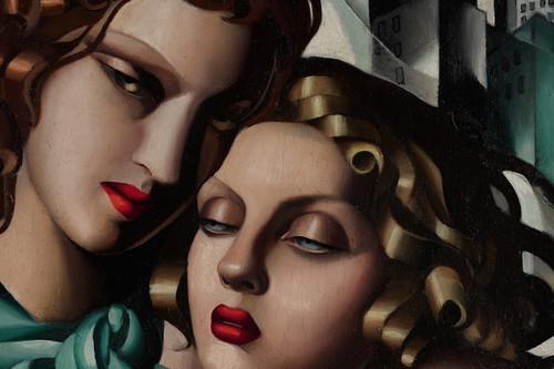 La elegancia del Art Decó inunda Madrid de la mano de Tamara de Lempicka