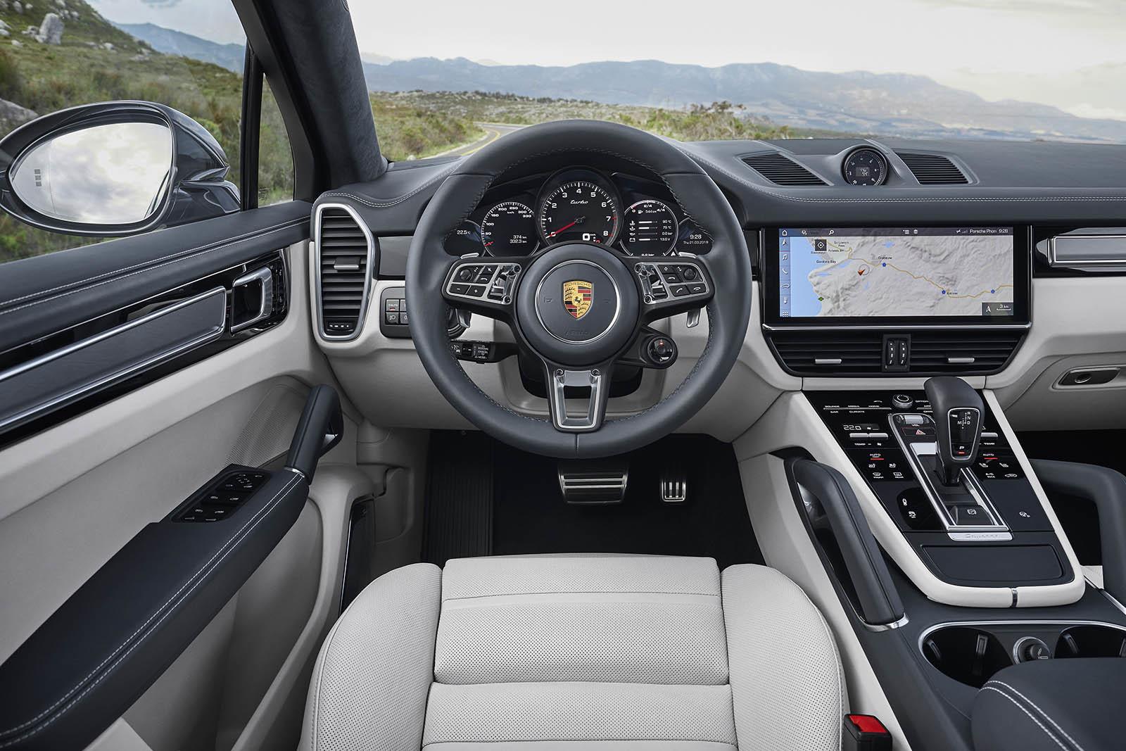 Foto de Porsche Cayenne Coupé 2019 (15/16)