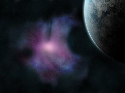 99,99% de materia oscura es lo que parece formar esta galaxia