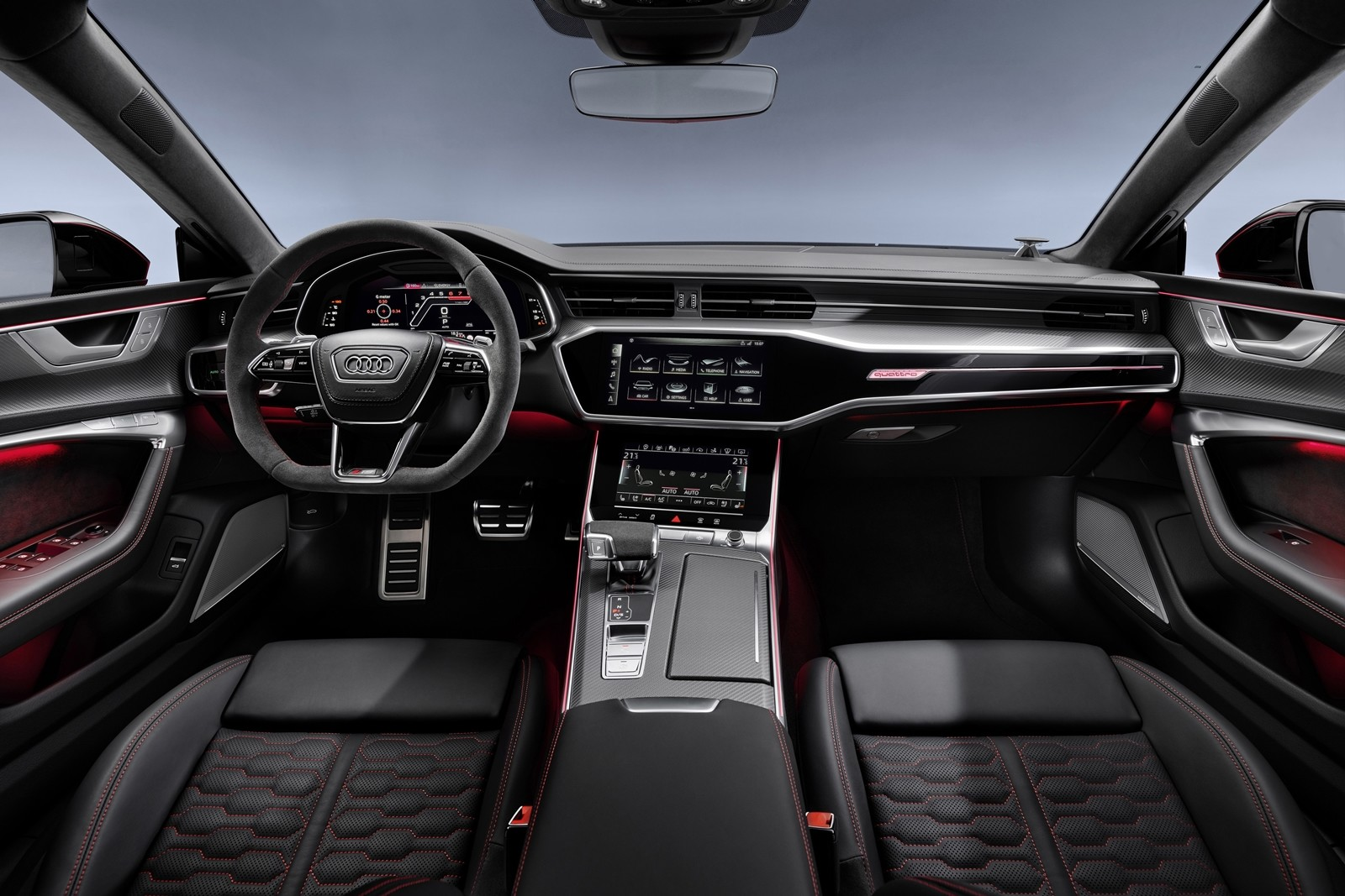 Foto de Audi RS 7 Sportback 2020 (10/44)