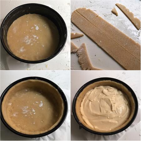 paso a paso pastel vasco 1