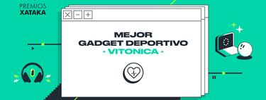 Vitónica entrega el premio al mejor gadget deportivo en los premios Xataka 2019: estos son nuestros finalistas