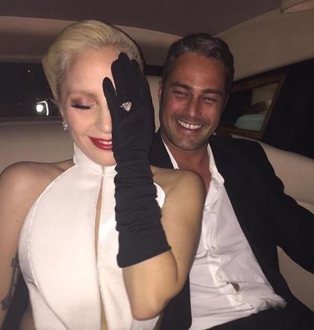 Gaga Y Taylor